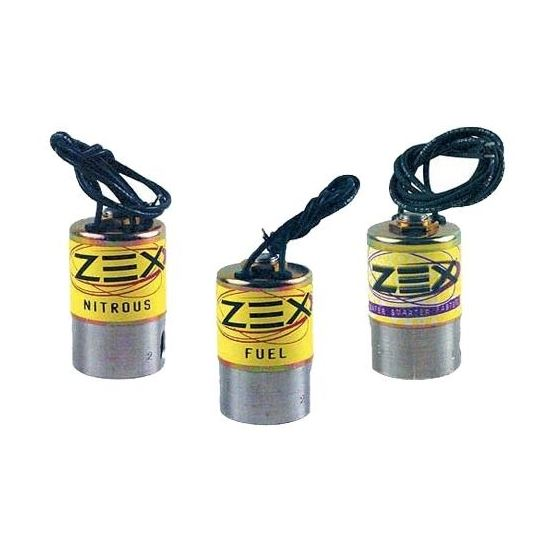 Zex Solenoid Kit Purge With Filter by JM Auto Ra-2