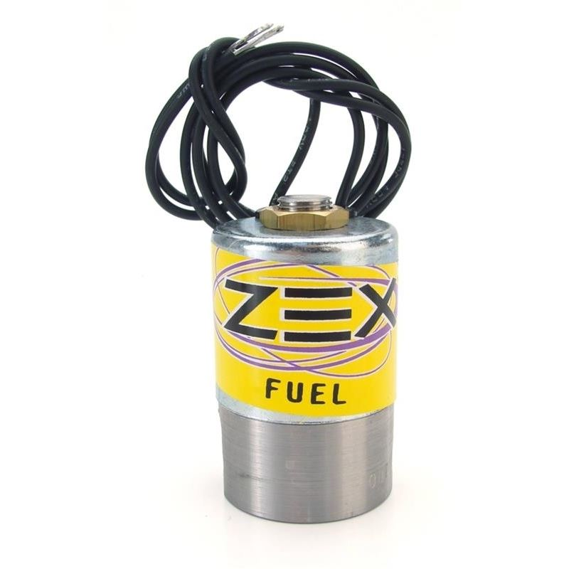 Zex Solenoid Hi-Flow Nitrous by JM Auto Racing (NS