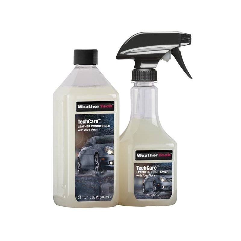 Weathertech TechCare Leather Conditioner with Aloe