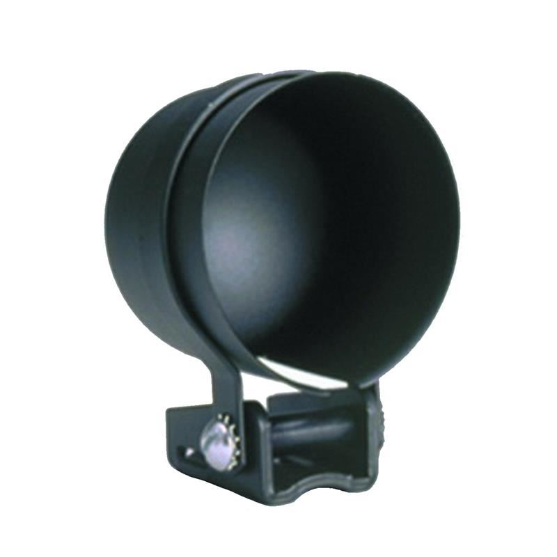 Auto Meter 2 5/8in Black Pedestal Gauge Cup for El