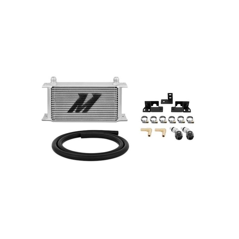 Mishimoto Jeep Wrangler JK Transmission Cooler Kit